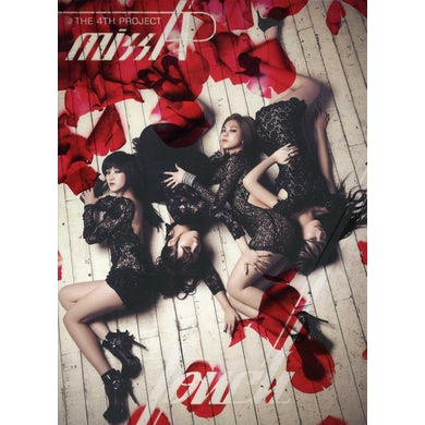 Miss A TOUCH CD
