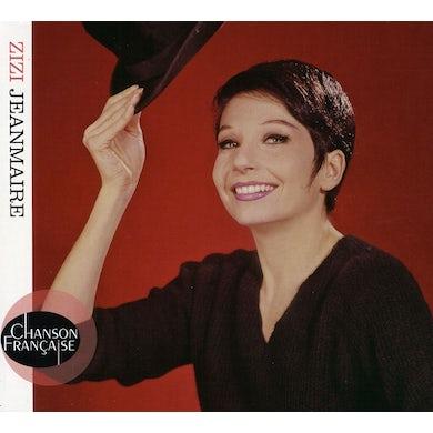 Zizi Jeanmaire CHANSON FRANCAISE CD