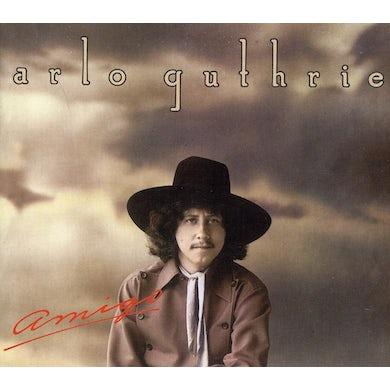Arlo Guthrie AMIGO CD