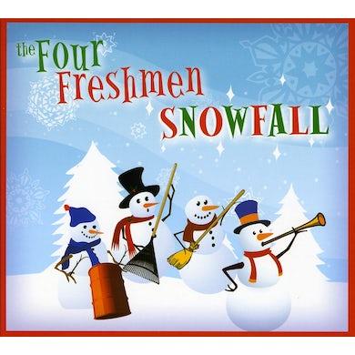 Four Freshmen SNOWFALL CD