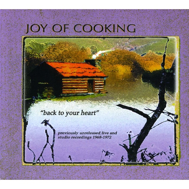 Joy Of Cooking BACK TO YOUR HEART CD