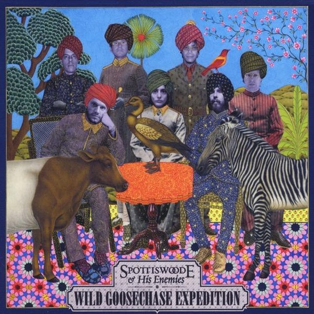 Spottiswoode WILD GOOSECHASE EXPEDITION CD