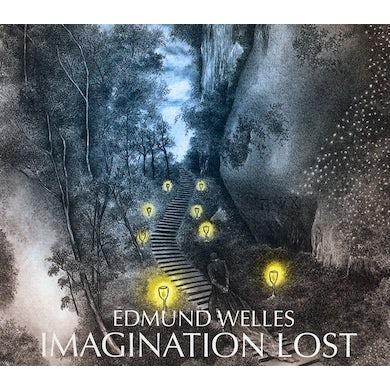 Edmund Welles IMAGINATION LOST CD