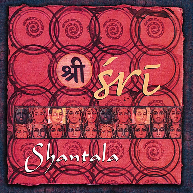 Shantala SRI CD