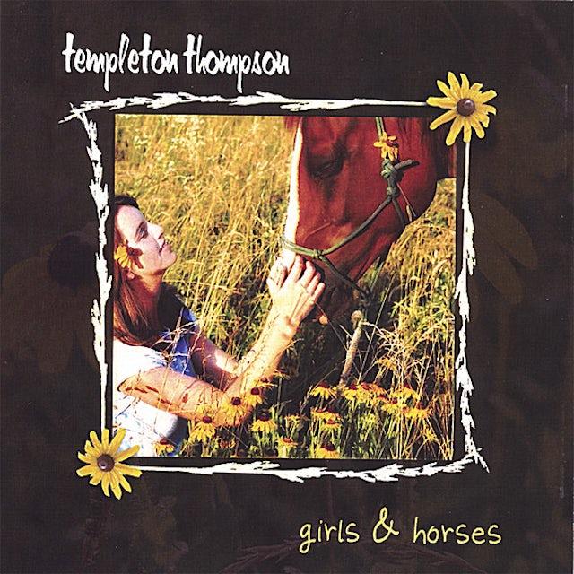 Templeton Thompson GIRLS & HORSES CD