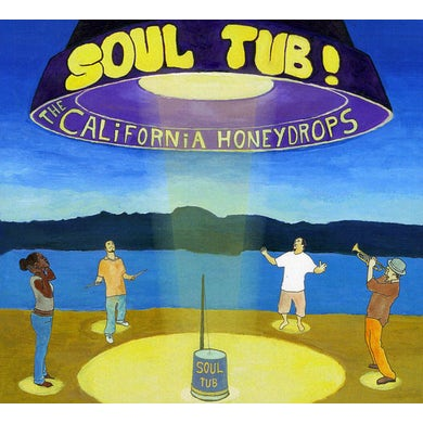 California Honeydrops SOUL TUB CD