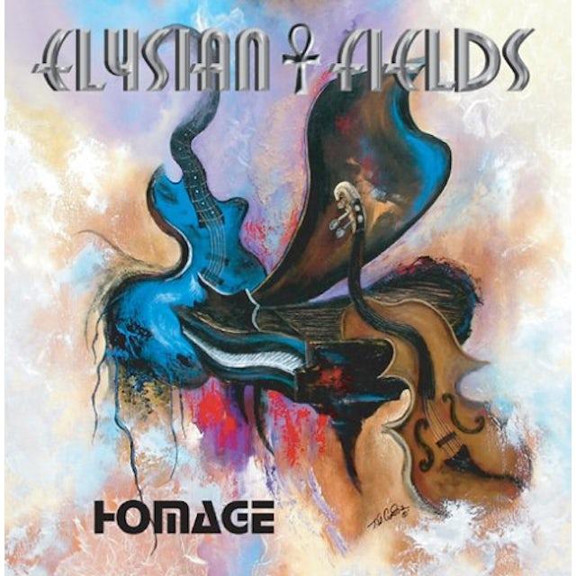 Elysian Fields HOMAGE CD