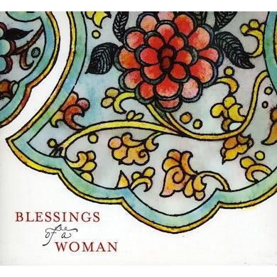 SatKirin Kaur Khalsa BLESSINGS OF A WOMAN CD