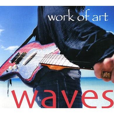 WORK OF ART WAVES CD