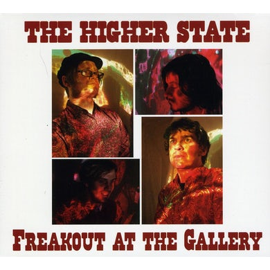 Higher State FREAKOUT AT THE GALLERY CD