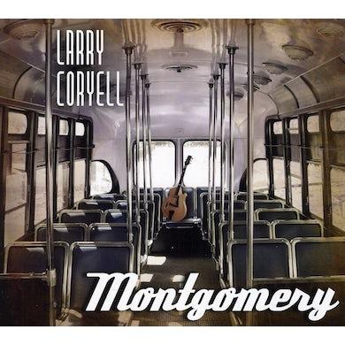 Larry Coryell MONTGOMERY CD