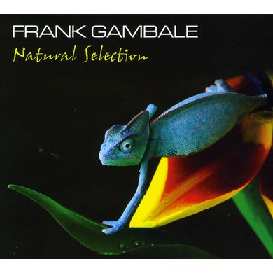 Frank Gambale NATURAL SELECTION CD