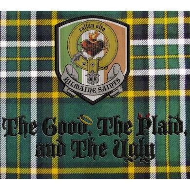 Kilmaine Saints GOOD PLAID & UGLY CD