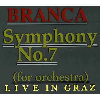 Glenn Branca SYMPHONY NO 7 CD