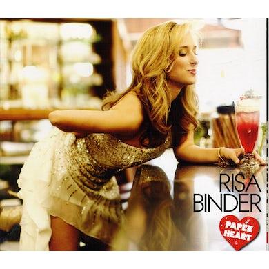 Risa Binder PAPER HEART CD
