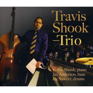 Travis Shook TRIO CD