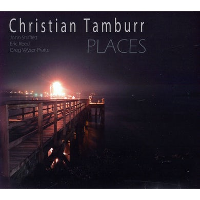 Christian Tamburr PLACES CD