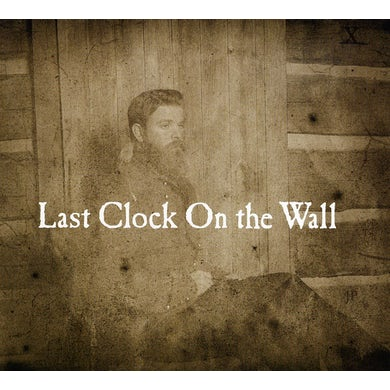 Joe Purdy LAST CLOCK ON THE WALL CD