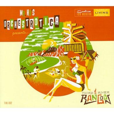 Mr. Ho'S Orchestrotica THIRD RIVER RANGOON CD