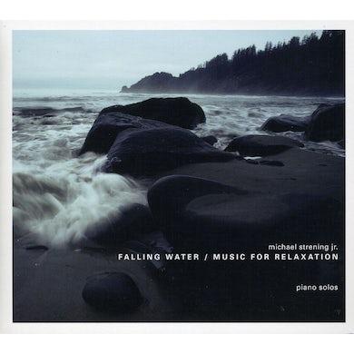 Michael Strening Jr FALLING WATER CD
