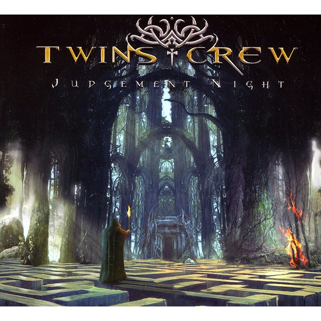 TWINS CREW JUDGEMENT NIGHT CD