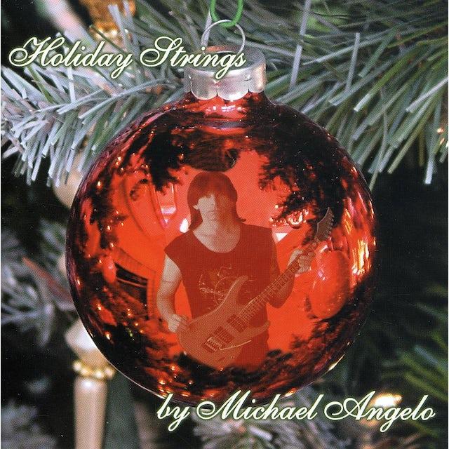 Michael Angelo Batio HOLIDAY STRINGS CD