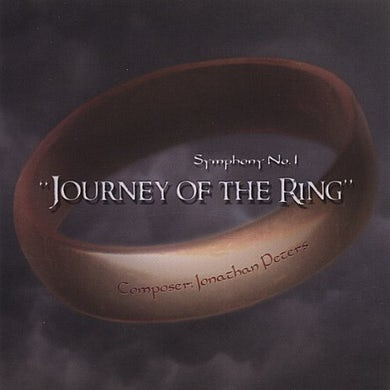 Jonathan Peters SYM 1 JOURNEY OF THE RING CD