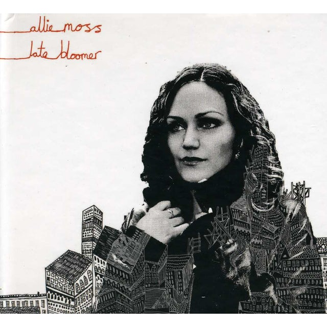 Allie Moss LATE BLOOMER CD