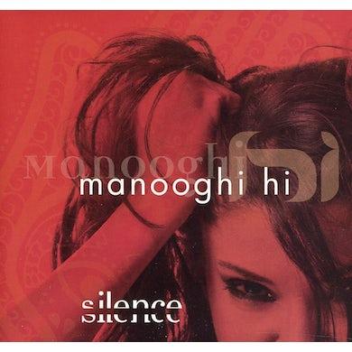 Manooghi Hi SILENCE CD