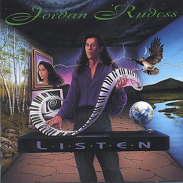 Jordan Rudess LISTEN CD