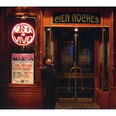 Ben Sidran CIEN NOCHES: 100 NIGHTS AT THE CAFE CENTRAL CD
