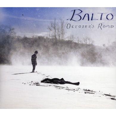 Balto OCTOBER'S ROAD CD