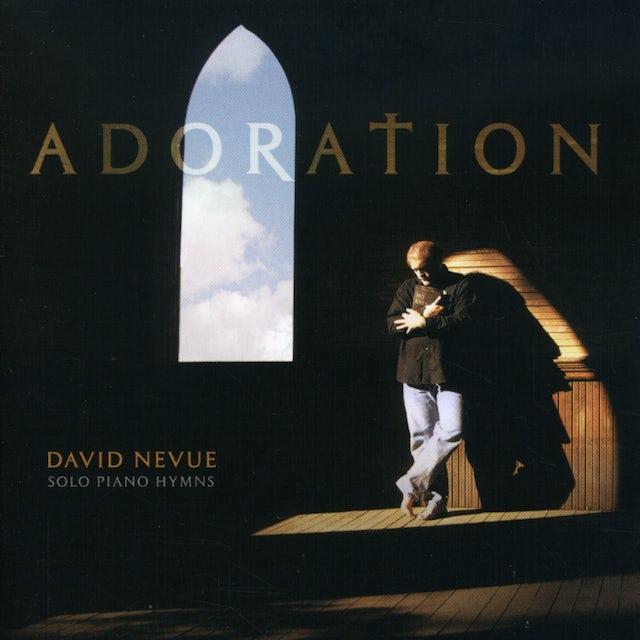 David Nevue ADORATION: SOLO PIANO HYMNS CD