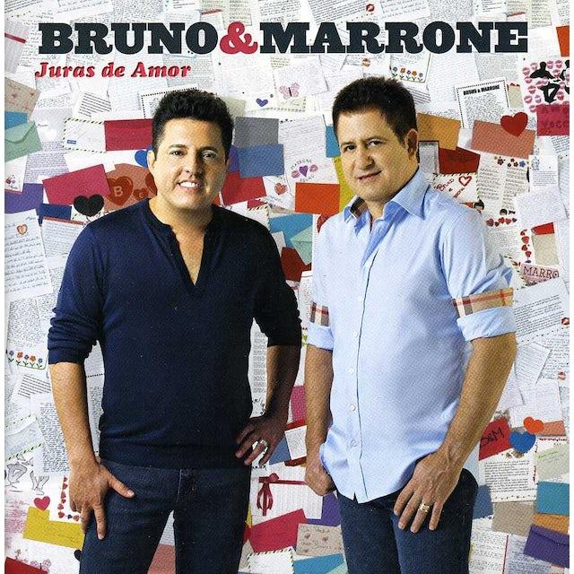 Bruno & Marrone JURAS DE AMOR CD
