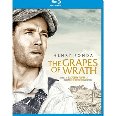 GRAPES OF WRATH (1940) Blu-ray