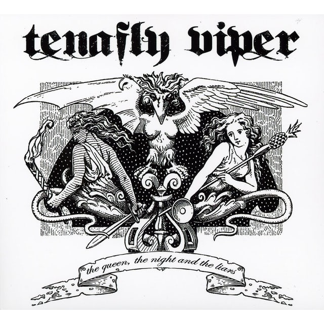 Tenafly Viper QUEEN & THE NIGHT & THE LIARS CD
