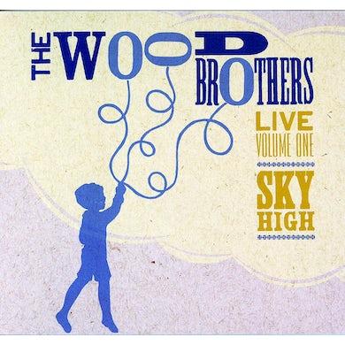Wood Brothers LIVE 1: SKY HIGH CD