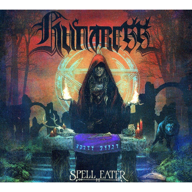 Huntress SPELL EATER CD