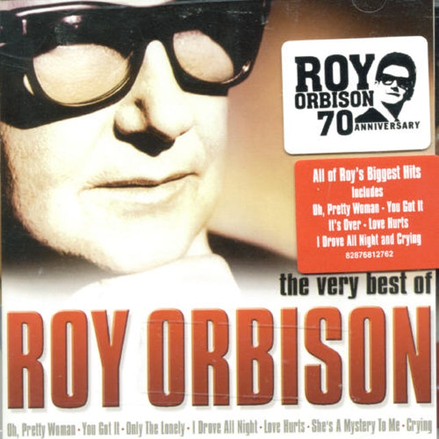VERY BEST OF ROY ORBISON CD