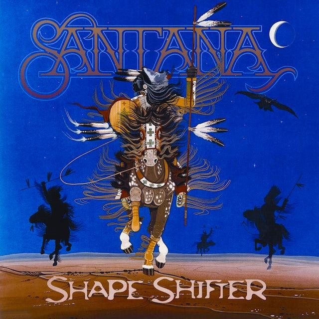 Santana SHAPE SHIFTER Vinyl Record