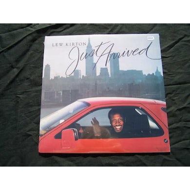 Lew Kirton JUST ARRIVED Vinyl Record