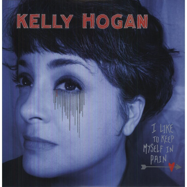 Kelly Hogan I LIKE TO KEEP MYSELF IN PAIN Vinyl Record