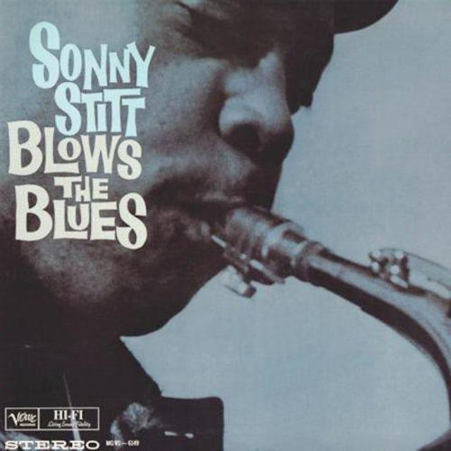 Sonny Stitt BLOWS THE BLUES Vinyl Record
