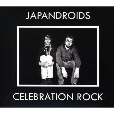 Japandroids CELEBRATION ROCK CD