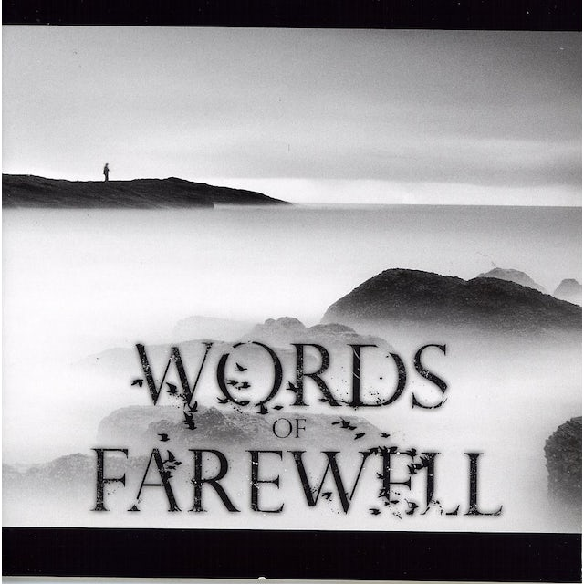 Words Of Farewell IMMERSION CD