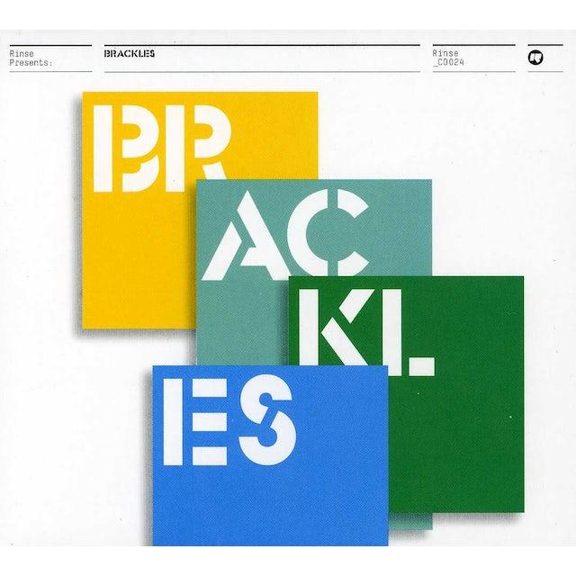 RINSE PRESENTS: BRACKLES CD