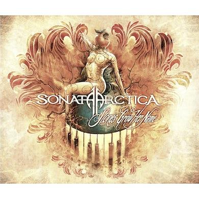 Sonata Arctica STONES GROW HER NAME CD