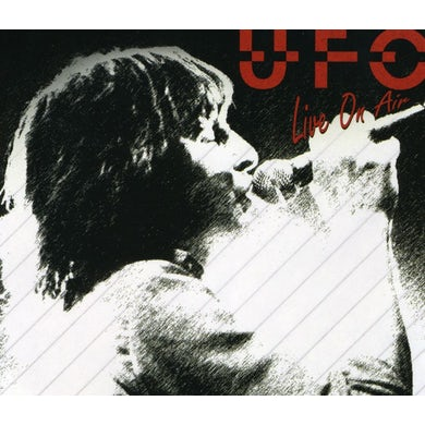 Ufo LIVE ON AIR CD