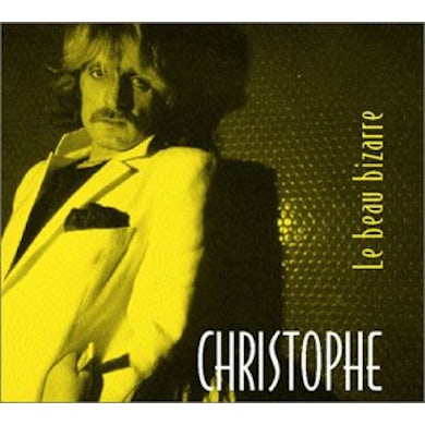 Christophe BEAU BIZARRE CD