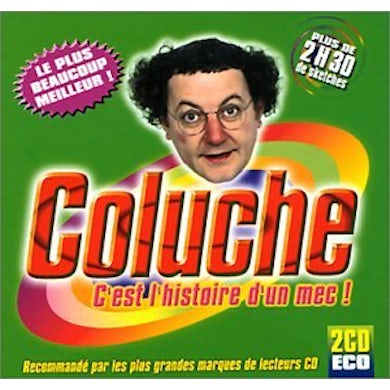 Coluche COLLECTION CD
